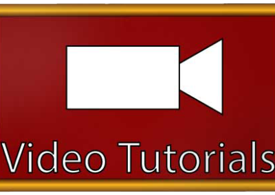 Video Tutorial Trainer